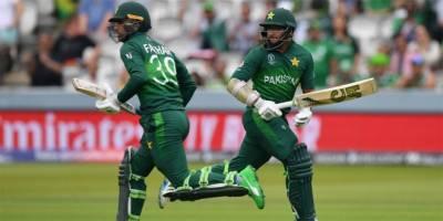 دوسرے ون ڈ ے میں پاکستان نے سری لنکا کو جیت کیلئے 306رنز کا ہدف دیدیا