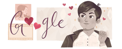 وحید مراد کی 81 ویں سالگرہ،گوگل کا 'ڈوڈل' سے چاکلیٹی ہیرو کو خراج تحسین
