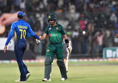 تیسرا ون ڈے میچ،سری لنکا کا پاکستان کیخلاف ٹاس جیت کر بیٹنگ کا فیصلہ