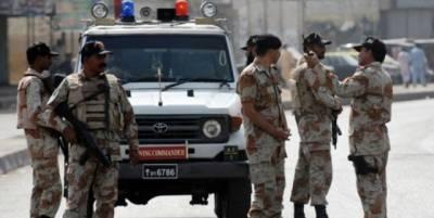 کراچی میں رینجرز کے خصوصی اختیارات میں 3 ماہ کی توسیع