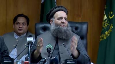 'سازشی عناصر ملک میں لوگوں کو عقیدہ ختم نبوتؐ کے نام پر اکسا رہے ہیں'