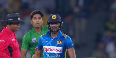 سری لنکا نے پاکستان کو جیت کیلئے بڑا ہدف دیدیا