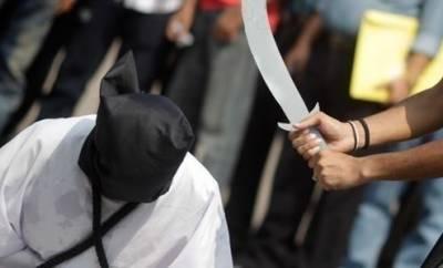 منشیات سمگلنگ ،سعودی عرب میں2پاکستانیوں کے سر قلم