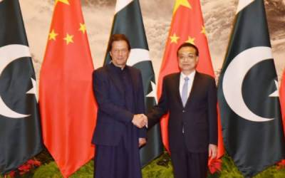 وزیراعظم کی چینی ہم منصب سے ملاقات کا اعلامیہ جاری،مسئلہ کشمیر سمیت اہم امور پر تبادلہ خیال