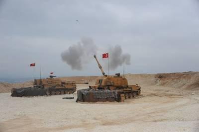 ترک فوج کی شام میں کارروائی، 15 افراد ہلاک ہو گئے