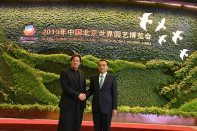 پاکستان اور چین کا باہمی مفادات پر حمایت جاری رکھنے پر اتفاق