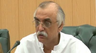 دبئی حکام جائیدادوں کے پاکستانی مالکان کی معلومات فوری فراہم کریں گے، شبر زیدی