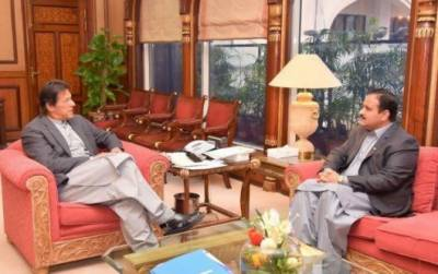 وزیراعظم سے وزیراعلیٰ سردار عثمان بزدار کی ملاقات
