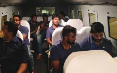 ٹیسٹ سیریز کیلئے پاکستان آمد دشوار ہے,سری لنکن کرکٹرز