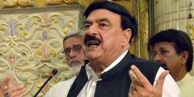 عمران خان نے اگر مقدمات بنائے تو درو دیوار ہل جائینگے :شیخ رشید