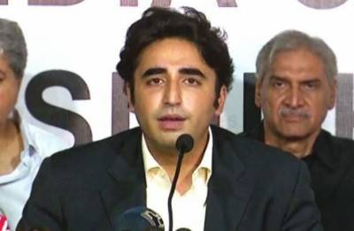 سلیکٹڈ حکومت کراچی پرقبضہ کرنا چاہتی ہے، بلاول بھٹو