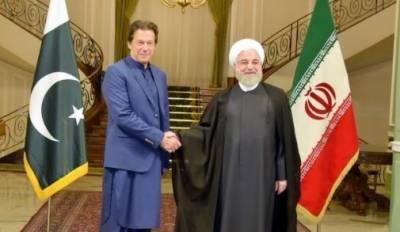 پاکستان اور ایران کا مل کر خطے کے استحکام اور ترقی کیلئے کام کرنے پر اتفاق