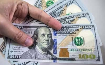 ڈالر کی قیمت میں کمی،155 روپے 98 پیسے کا ہوگیا