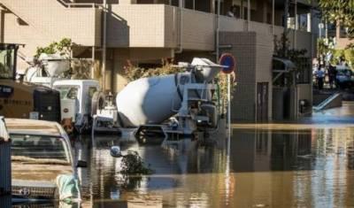 جاپانی حکومت کا سمندری طوفان سے متاثرہ علاقوں میں امداد و بحالی کے لیے 710 ملین ین خرچ کرنے کا اعلان