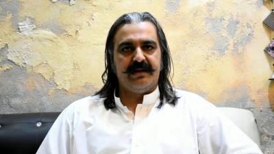 مولانا فضل الرحمان دھرنا نہیں دیں گے، علی امین گنڈا پور کا دعویٰ