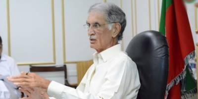 مولانا صاحب اپنا ایجنڈا بتائیں بیٹھ کر بات ہو گی:پرویز خٹک