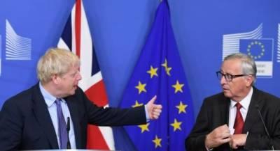یورپین کونسل نے برطانیہ کی یورپ سے علیحدگی کی توثیق کر دی