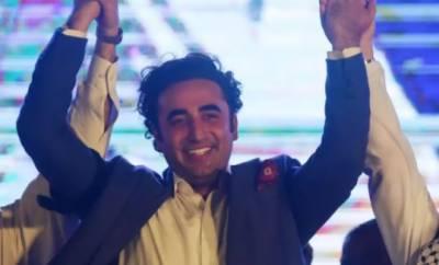 عمران خان کی حکومت اپنی مدت پوری نہیں کر سکتی ، بلاول بھٹو