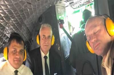 پاکستان میں متعین سفارتکاروں کی ٹیم ایل اوسی پہنچ گئی، ترجمان دفتر خارجہ