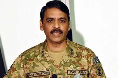 بھارتی ہائی کمیشن اپنے آرمی چیف کے دعوے پر کھڑا نہ رہ سکا، ترجمان پاک فوج