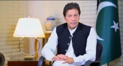 وزیر اعظم کا قوم کے نام پیغام آج نشر کئے جانے کا امکان