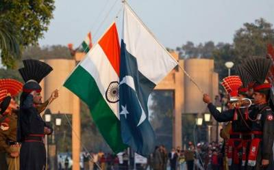 پاکستانی حکام نے بھارت کی مٹھائی احتجاجاً واپس کر دی