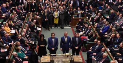برطانوی پارلیمنٹ نے قبل از وقت انتخابات کروانے پر اتفاق کر لیا