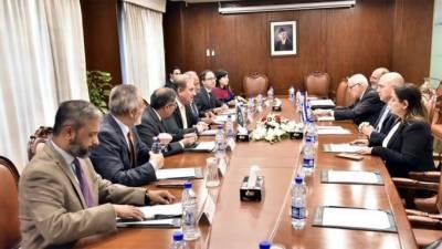 پاکستان اور کیوباکے مابین ویزہ کی شرط ختم، معاہد ے پر دستخط
