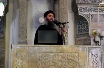 امریکہ نےابوبکر البغدادی پر حملے کی ویڈیو جاری کر دی