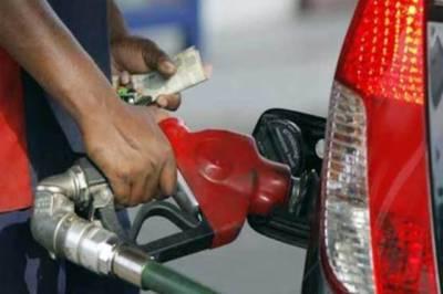 حکومت نے پیٹرول کی قیمت میں اضافہ کر دیا