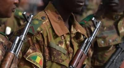 مالی میں دہشت گردوں کے حملے میں 53 فوجی ہلاک