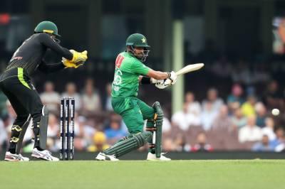 پاکستان نے آسٹریلیا کو جیت کیلئے 119 رنز کا ہدف دیدیا