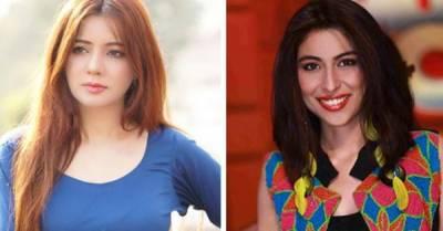 رابی پیرزادہ نے جن خواتین پر سستی شہرت کا الزام لگایا آج وہی ان کا دفاع کررہی ہیں' میشا شفیع