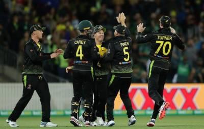 آسٹریلیا نے پاکستان کو دوسرے ٹی 20 میں7 وکٹوں سے شکست دےدی