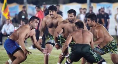 پاکستان کو پہلی بار کبڈی ورلڈ کپ کی میزبانی مل گئی