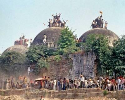 بھارتی سپریم کورٹ نے بابری مسجد کیس کا متنازعہ فیصلہ ہندوؤں کے حق میں دیدیا