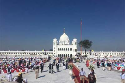 کرتار پور راہداری کا افتتاح کچھ دیر میں، وزیر اعظم اسٹیج پر موجود