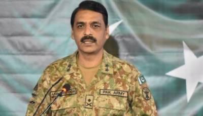 ایک بار پھر قائد محمد علی جناح کا ہندوشدت پسندی کے بارے میں نظریہ درست ثابت ہوگیا، ترجمان پاک فوج