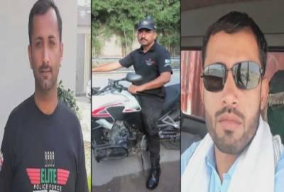 راجن پور، پولیس وین پر فائرنگ، 2 اہلکاروں سمیت 5 افراد جاں بحق