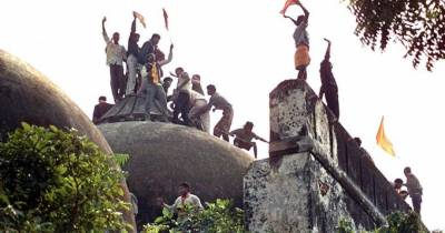 بابری مسجد اندرونی معاملہ،پاکستان کو ردعمل کا حق حاصل نہیں،بھارت