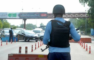 آزادی مارچ کی سکیورٹی پر تعینات پولیس اہلکار کی چھٹی نہ ملنے پر خودکشی کی کوشش