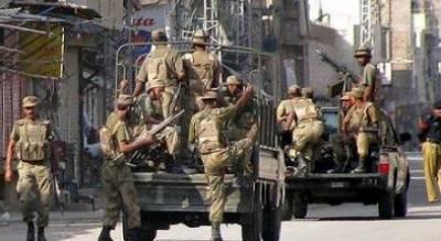 شمالی وزیرستان میں بارودی سرنگ دھماکہ، 3 فوجی جوان شہید