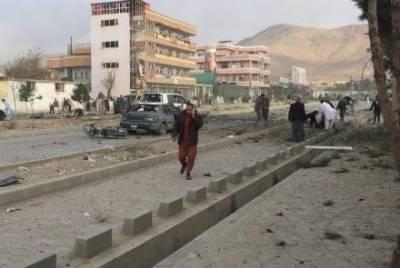 افغانستان میں کابل میں کار بم دھماکا، 7 افراد ہلاک ہو گئے
