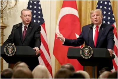 امریکا ترکی میں بغاوت کرنیوالوں کیخلاف کارروائی کرے، اردوان