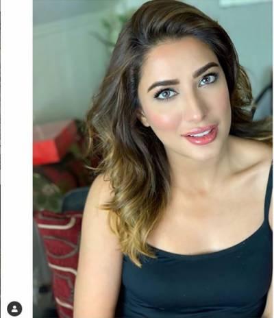 مہوش حیات نے انگریزی میں گاناگاتے ہوئے اپنی ویڈیووائرل کر دی
