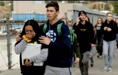امریکی ریاست کیلیفورنیا کے سکول میں فائرنگ ، 2 طالب علم ہلاک
