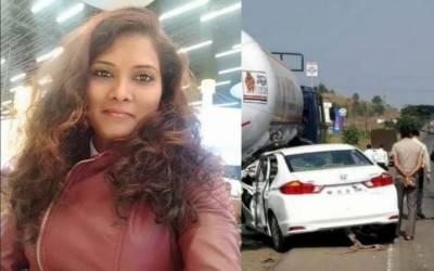 بھارتی گلوکارہ گیتا مالی ٹریفک حادثے میں چل بسیں