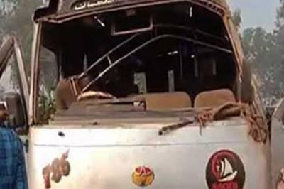 مختلف شہروں میں ٹریفک حادثات، 14 افراد جاں بحق