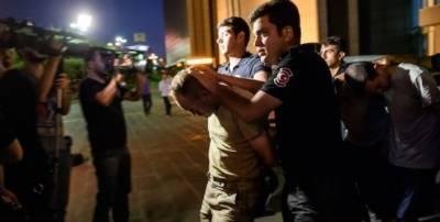 بغاوت کا شبہ،ترکی میں 133فوجیوں کے وارنٹ گرفتاری جاری
