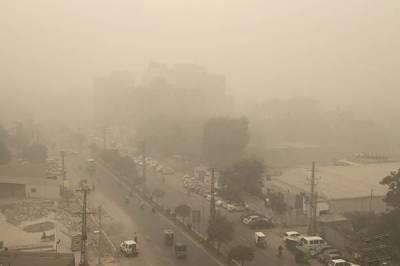 لاہور میں اسموگ کی صورتحال انتہائی خطرناک ہے، ایمنسٹی انٹرنیشنل